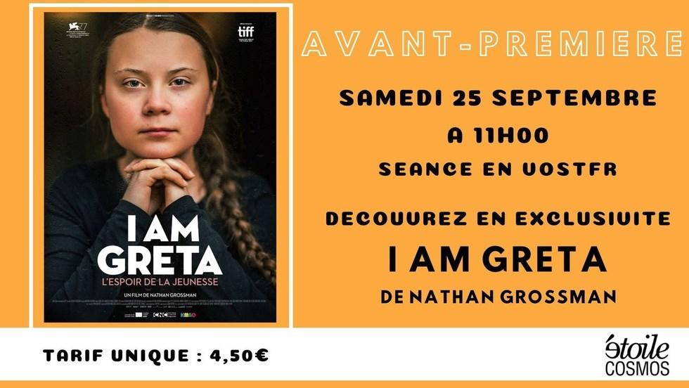 Avant-Première : I AM GRETA